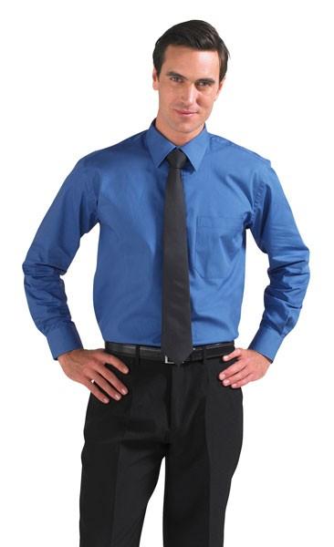 Pánská košile dlouhý rukáv SOLS BRADFORD