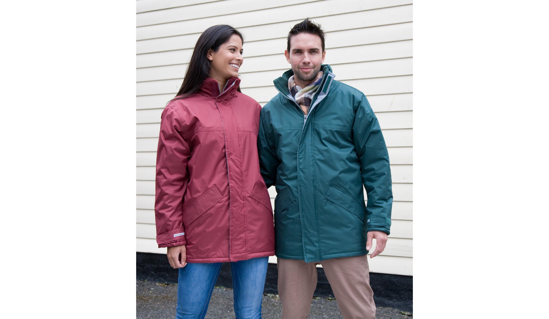 Zimní bunda RESULT R207X Core