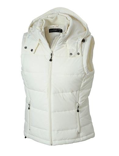 Zimní vesta dámská JN 1005