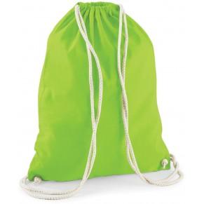 Plátěná taška - batoh COTTON GYMSAC W110