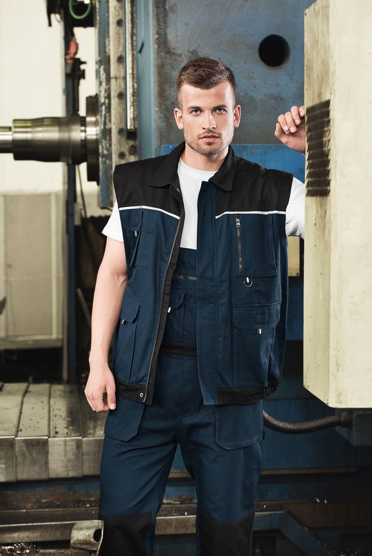 Pracovní vesta RIMECK W52