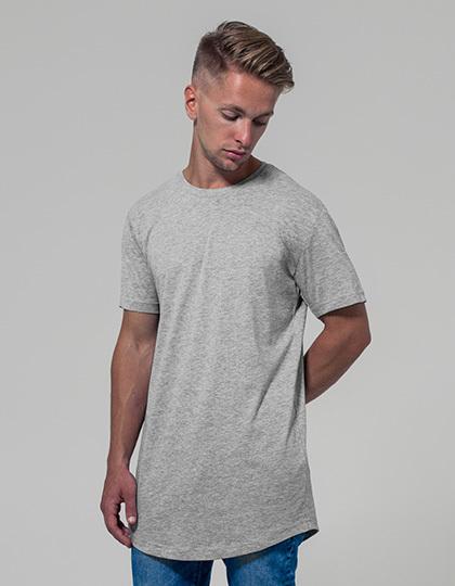 c690a481eb14 Pánské tričko s prodlouženou délkou BY028