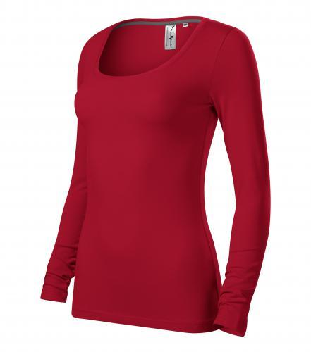 2390b4fc9750 Dámské tričko s dlouhým rukávem a přídavkem elastanu BRAVE Malfini