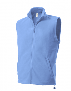 Unisex Fleece Vest ALEX FOX