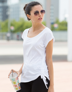 Ladies Slounge T Shirt Top SK213