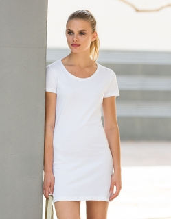 Zoom Ladies T-Shirt Dress  SK257