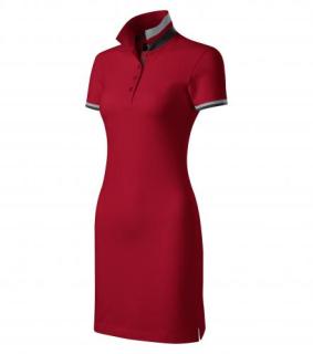 Dámské polo šaty Dress Up Malfini empty c56aa12dbc