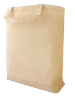 Canvas Carrier Bag Short Handle Halink X1052