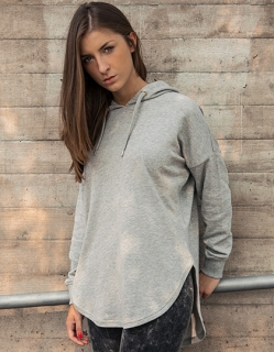 Ladies` Oversized Hoody BY037