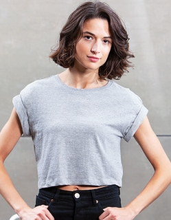 Women`s Crop Top T Mantis M96