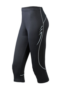 JN 437 Ladies Running 3/4 Tights