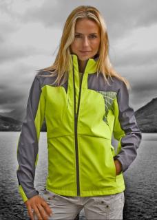 SPIRO S175F dámská softshellová bunda