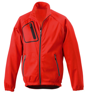 Doprodej - JN 334 Bike Softshell Jacket- James Nicholson